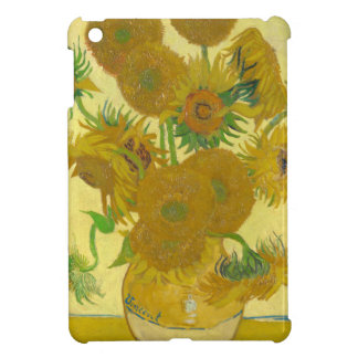 Sunflowers by Vincent van Gogh Cover For The iPad Mini