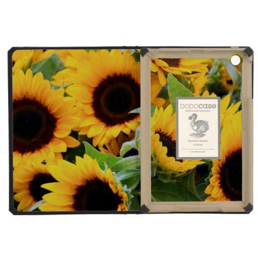 Sunflowers iPad Mini Cover