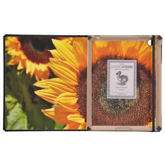 Sunflowers Covers For iPad