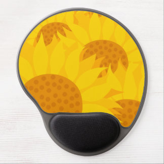 Sunflowers Gel Mouse Pad