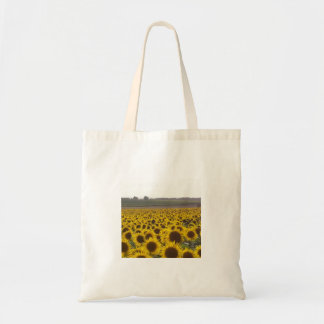 Sunflowers in Rural France Tote Bag