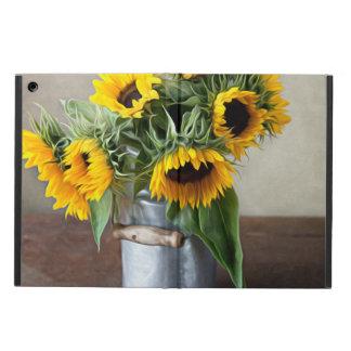 Sunflowers iPad Air Cases