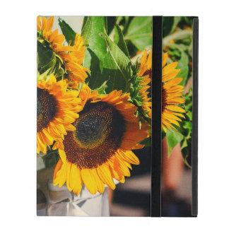 SunFlowers iPad Cover