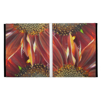 Sunflowers iPad Folio Case