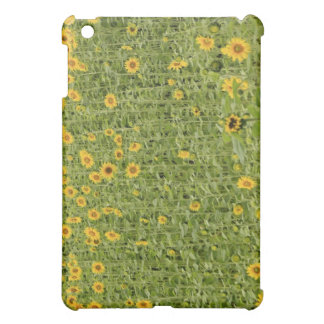 Sunflowers Cover For The iPad Mini