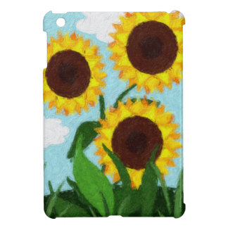 Sunflowers iPad Mini Case
