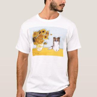 Sunflowers - Papillon 6 T-Shirt