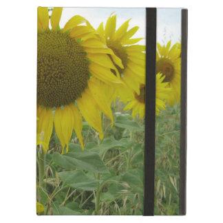 Sunflowers Photo iPad Case