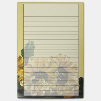 Sunflowers Post-it Notes