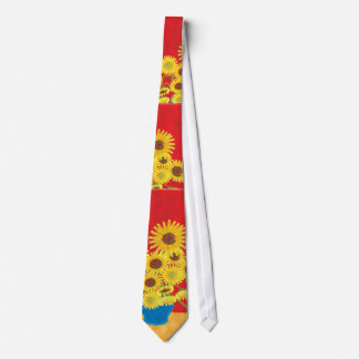 Sunflowers, Sunflowers, Sunflowers Tie