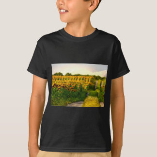 Sunflowers to Brighten your day T-Shirt