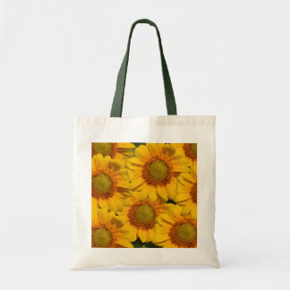 Sunflowers Tote Canvas Bags