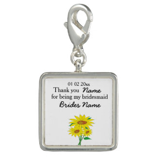 Sunflowers Wedding Souvenirs Keepsakes Giveaways