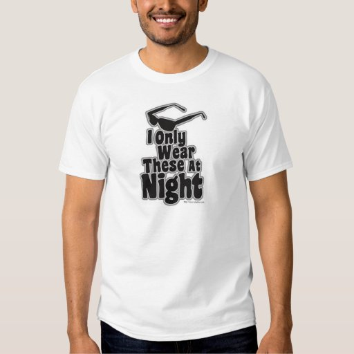 Sunglasses After Dark T Shirt