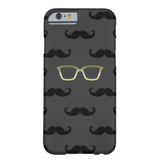 Sunglasses and Moustache Barely There iPhone 6 Case