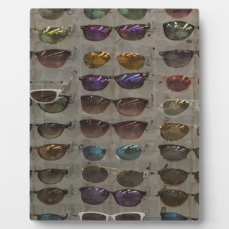 Sunglasses Goggles Fashion accessory template diy Display Plaque