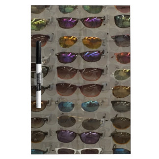 Sunglasses Goggles Fashion accessory template diy Dry-Erase Whiteboards