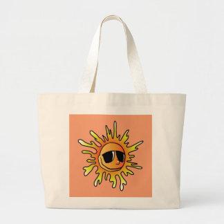 Sunglasses Jumbo Tote Bag
