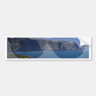 Sunglasses, Tenerife Bumper Stickers