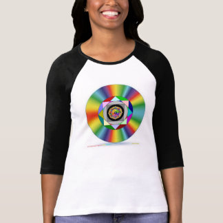 SUNGODD Deity Disc T-Shirt