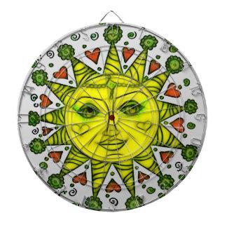 Sunhine 2a dartboard