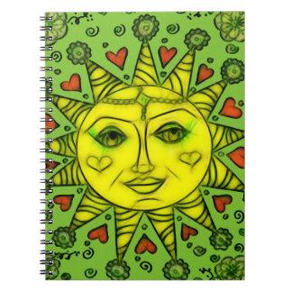 Sunhine 2a notebooks