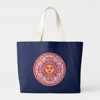 Sunhine 3 large tote bag