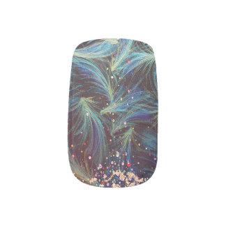 """""""Sunken Treasure"""" Minx Nail Art"""