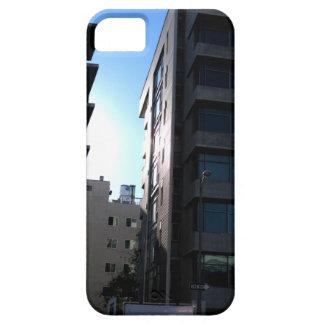 Sunlight Between Buildings iPhone 5 Case