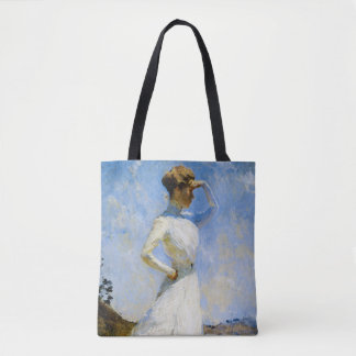 Sunlight by Frank Benson Tote Bag