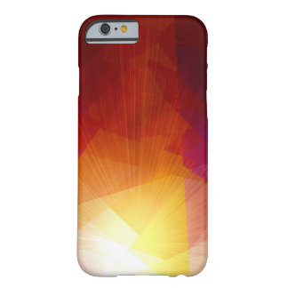 Sunlight cubism abstract art barely there iPhone 6 case
