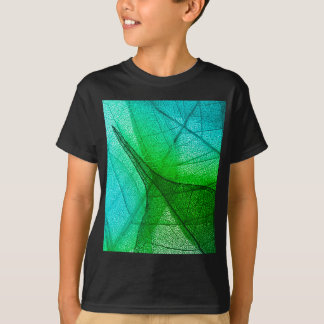 Sunlight Filtering Through Transparent Leaves T-Shirt