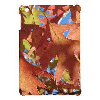 Sunlight Through Autumn Leaves iPad Mini Cover