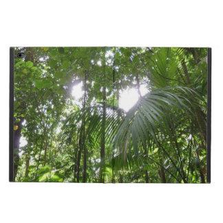 Sunlight Through Rainforest Canopy Tropical Green Powis iPad Air 2 Case