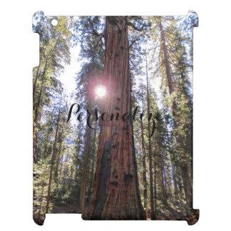 Sunlit Trees Ipad Case