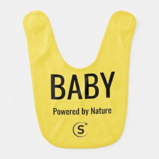 Sunmoney Baby Powered by Nature Bib