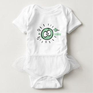 sunny 3 baby bodysuit