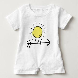 sunny baby bodysuit