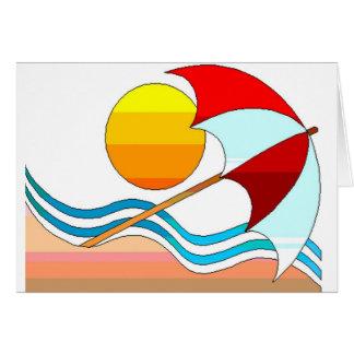 Sunny  Beach Card