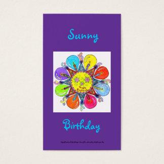 Sunny Birthday Series #5