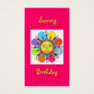 Sunny Birthday Series #7