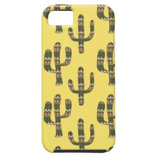 Sunny cactus iPhone 5 cover