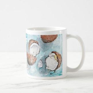 Sunny Coconuts Coffee Mug