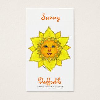 Sunny Daffodil Series #2