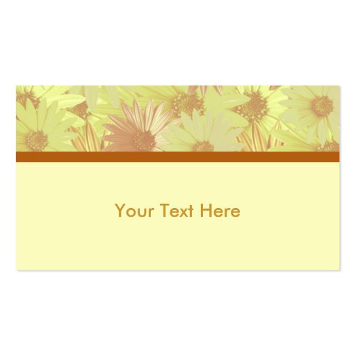Sunny Day Business Cards