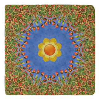 Sunny Day Colorful Trivet