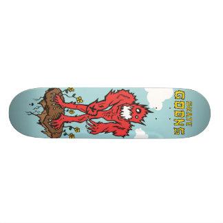 Sunny Day Custom Skate Board