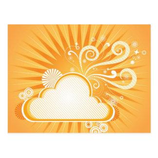 Sunny Day Design - Postcard