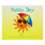 Sunny Day Drink Recipe Print