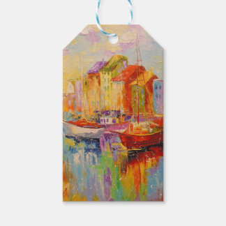 Sunny day, gift tags